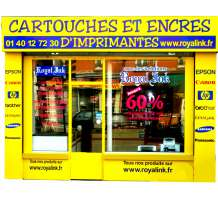 Magasin cartouches Royal Ink