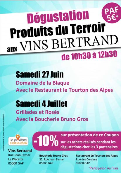 Degustation-produit-Hautes-Alpes